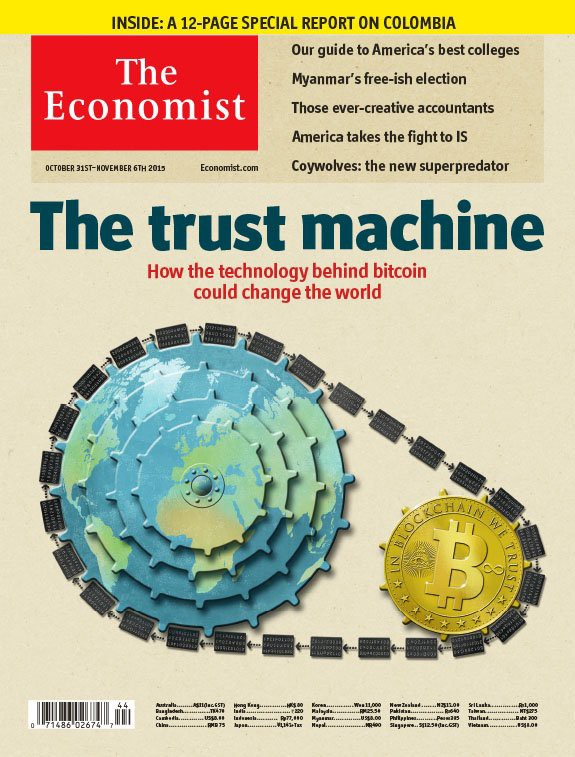 The Economist - Blockchain