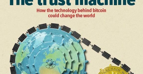 The Economist - Blockchain