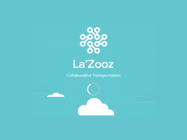 Lazooz covoiturage blockchain