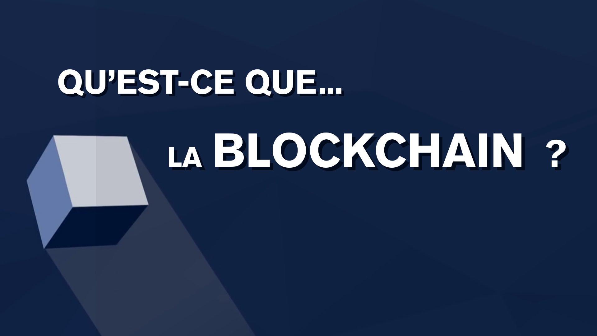 Formation en ligne Blockchain